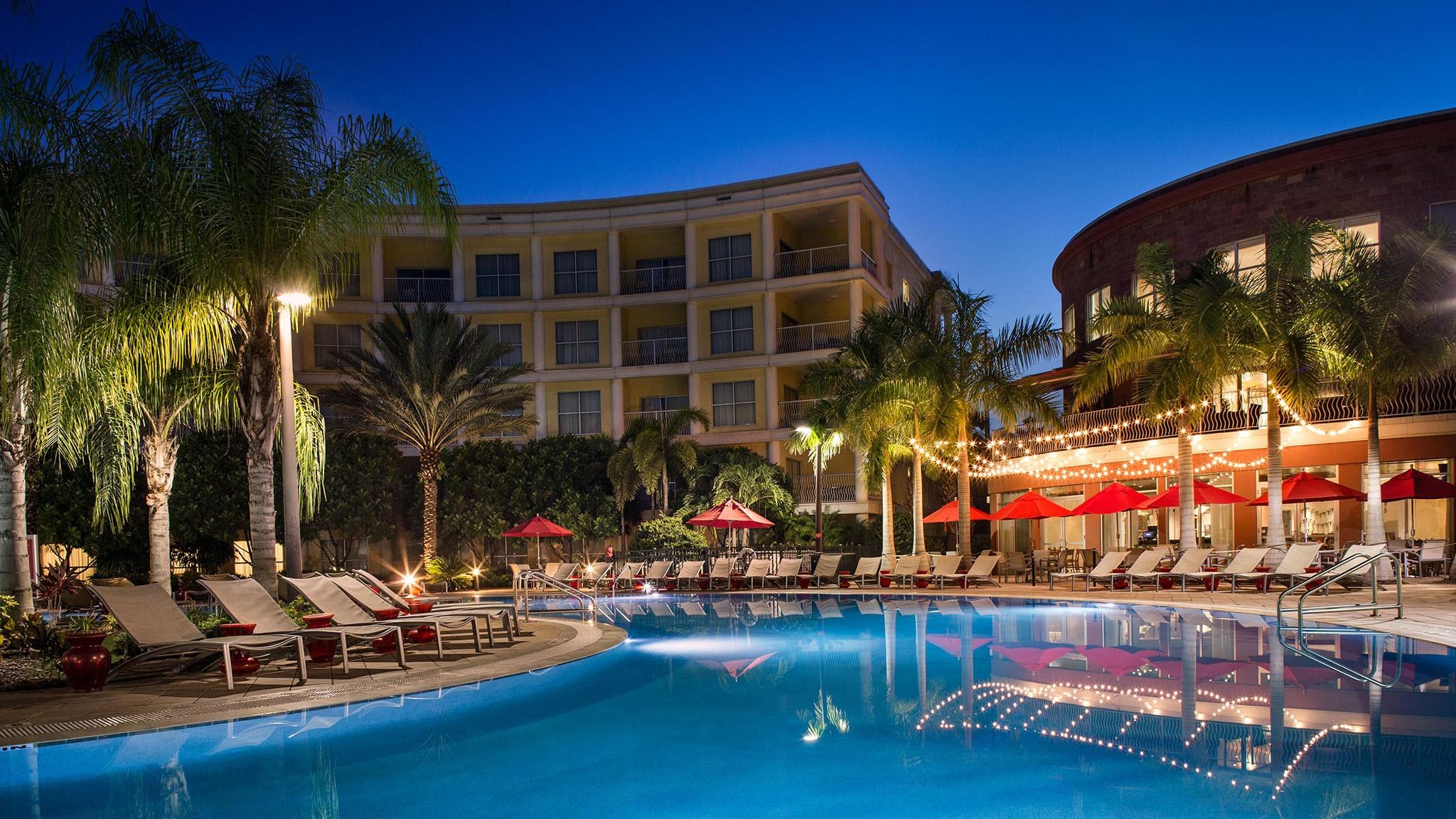 Meli orlando suite hotel for Melia hotel