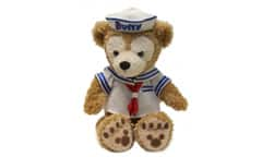 Mickey's favorite bear, Duffy the Disney Bear, is a world traveler and makes the perfect companion for your little one's Disney vacation.